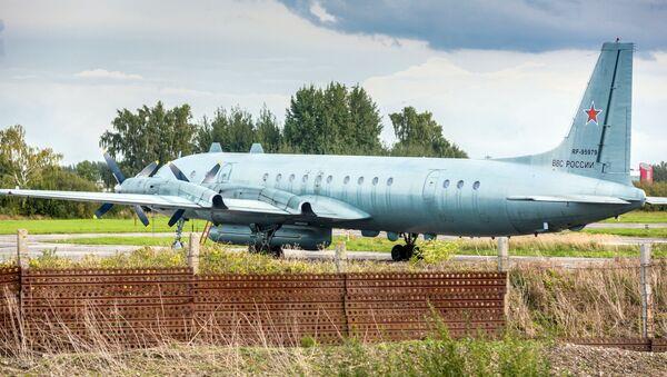 Vojenské letadlo Il-20. Archivní foto - Sputnik Česká republika