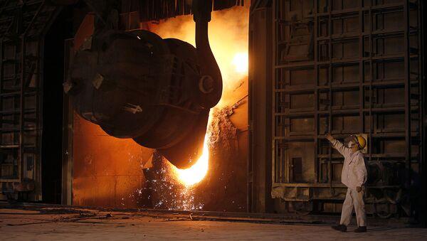 Ruský ministr průmyslu hovořil o reakci Západu na posílení průmyslu  RF a ČLR - Sputnik Česká republika