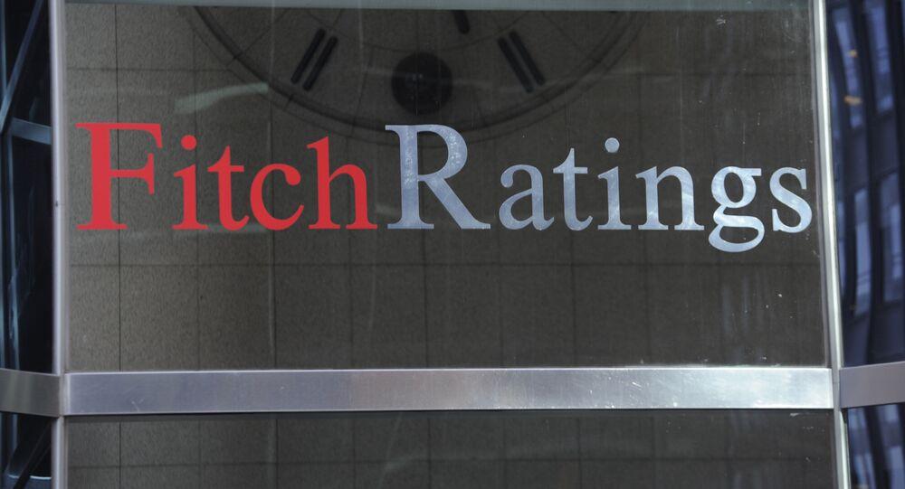 Mezinárodní ratingová agentura Fitch Ratings