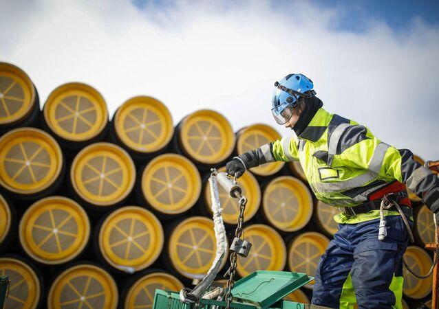 Potrubí pro Severní proud 2