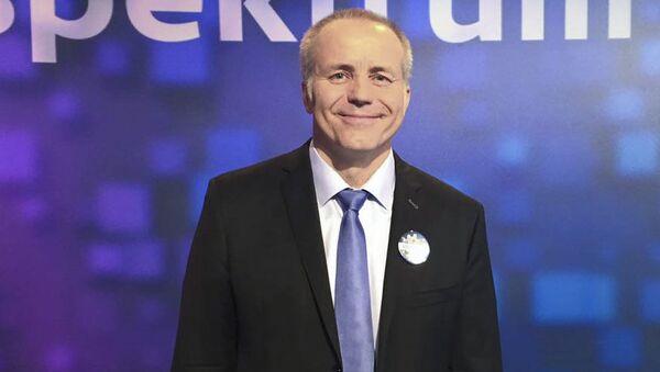 Kandidát na post primátora Prahy Pavel Sehnal - Sputnik Česká republika