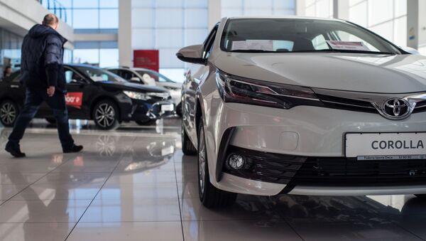 Toyota - Sputnik Česká republika