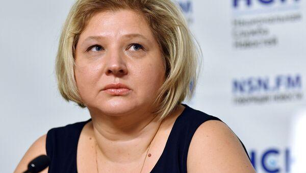 Viktoria Skripalová, neteř bývalého důstojníka GRU Sergeje Skripala - Sputnik Česká republika