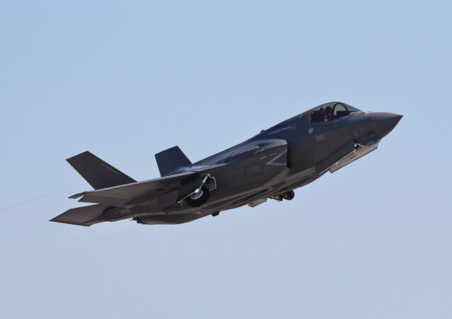 UK F-35B Lightning II