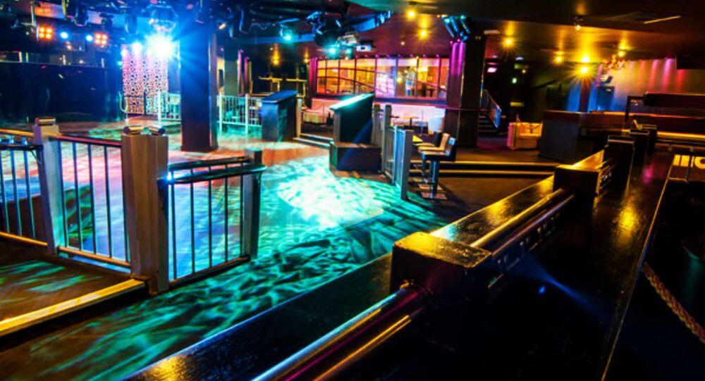 noční klub Cameo v britském městě Bournemouth