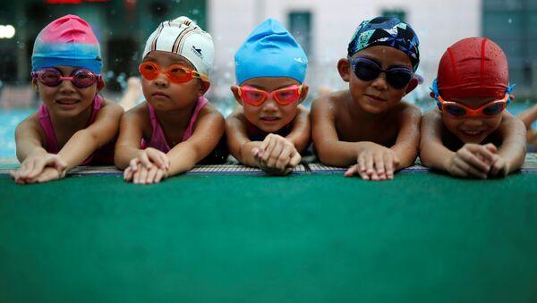Čínské děti - Sputnik Česká republika