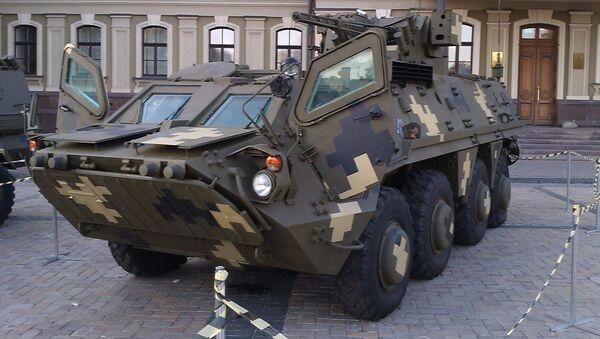 BTR-4 - Sputnik Česká republika