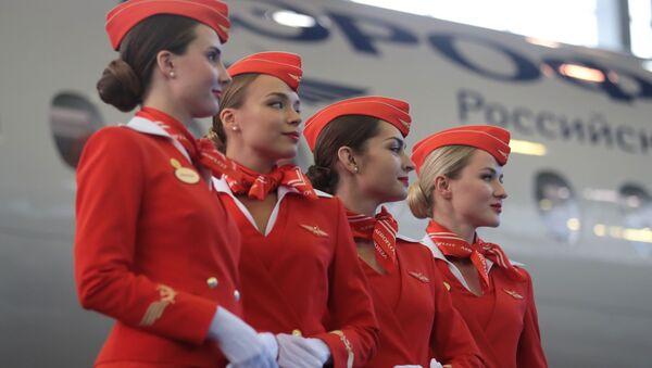 Aeroflot. Ilustrační foto - Sputnik Česká republika