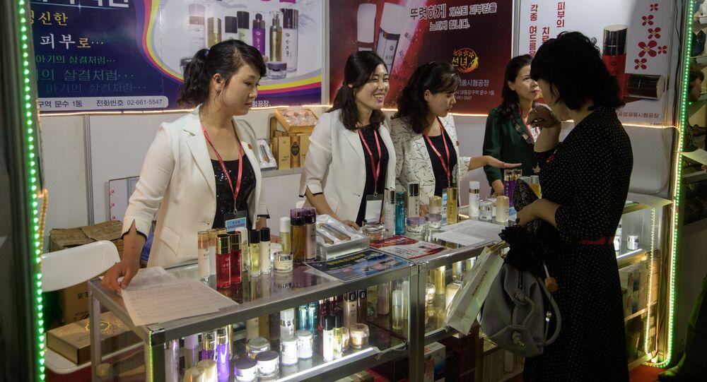Prodej kosmetiky z KLDR