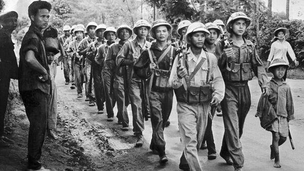 Vietnamská lidová armáda - Sputnik Česká republika
