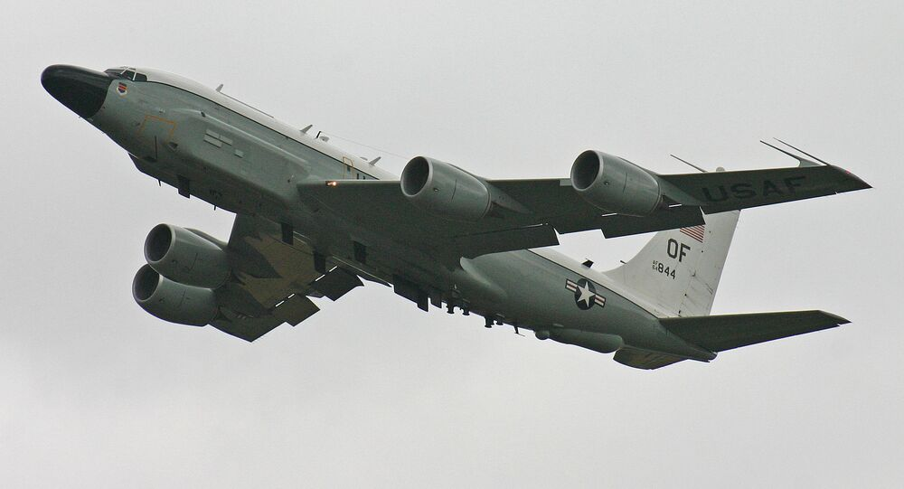 Průzkumný letoun RC-135V