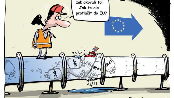 Ucpalo se to! - Sputnik Česká republika