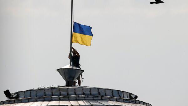 Kyjev, Ukrajina - Sputnik Česká republika