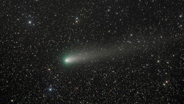 Kometa 21P při maximálním přiblížení ke Slunci. Ilustrační foto - Sputnik Česká republika