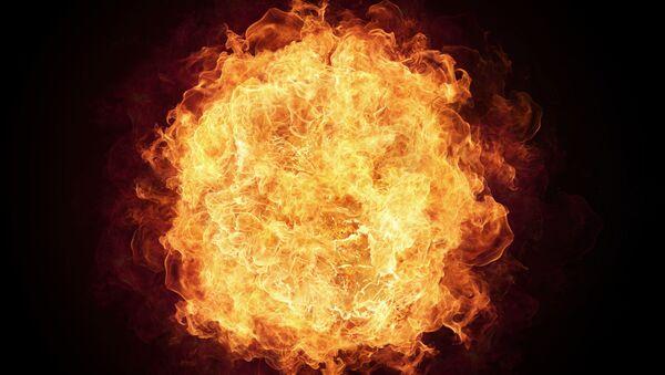 Oheň - Sputnik Česká republika