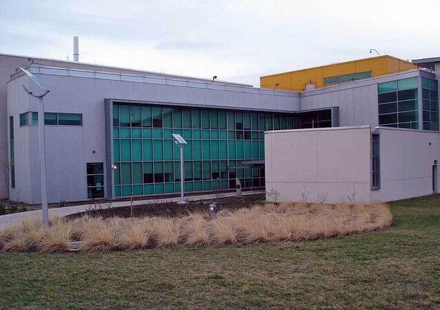 Laboratoř Richarda Lugara v Gruzii
