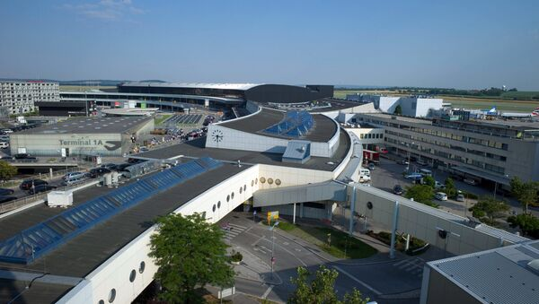 Letiště Schwechat ve Vídni - Sputnik Česká republika
