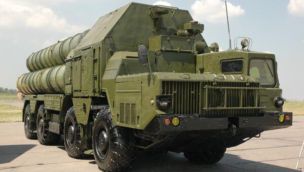 Protiletadlový raketový systém S-300 - Sputnik Česká republika