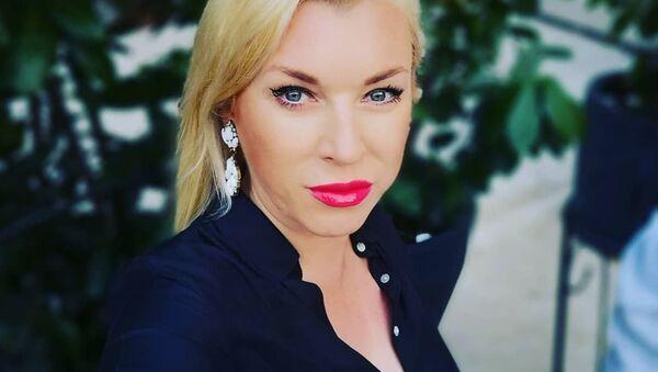 Gabriela Drobova - Sputnik Česká republika