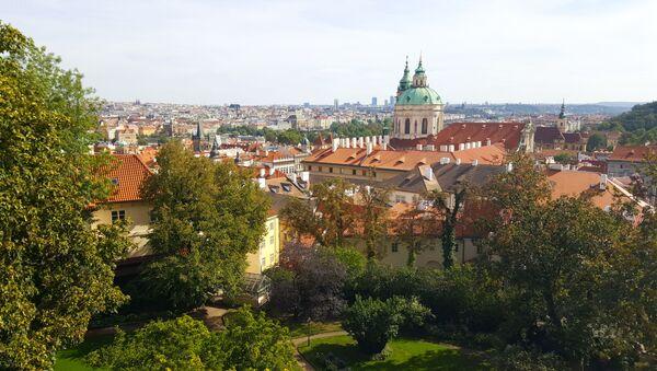 Výhled na Prahu - Sputnik Česká republika