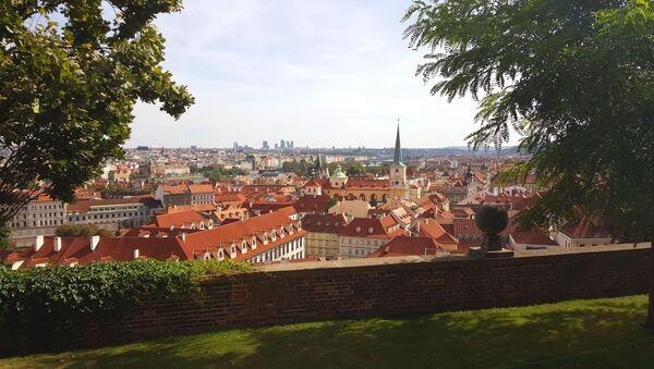 Výhled na Prahu. Ilustrační foto - Sputnik Česká republika