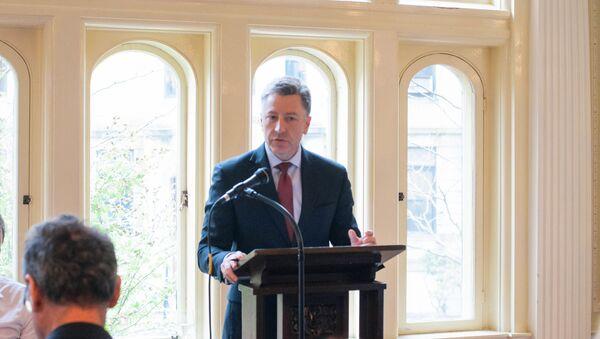 Zvláštní zástupce USA na Ukrajině Kurt Volker - Sputnik Česká republika