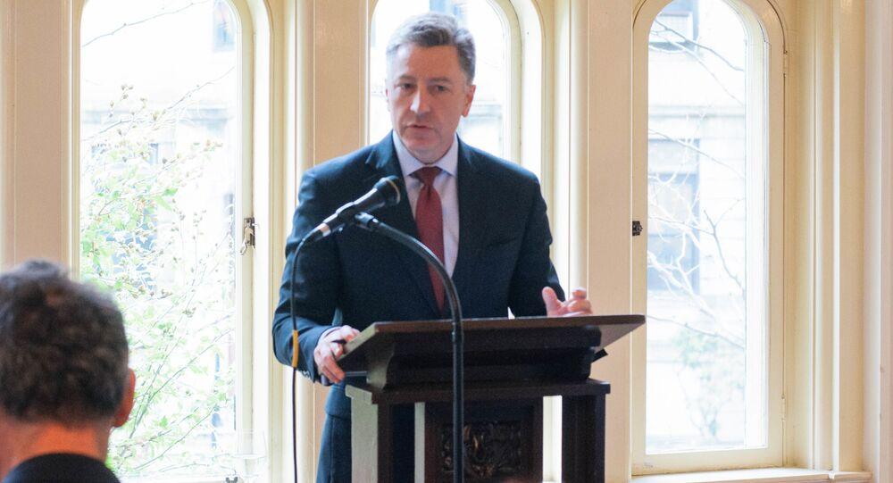 Zvláštní zástupce USA na Ukrajině Kurt Volker
