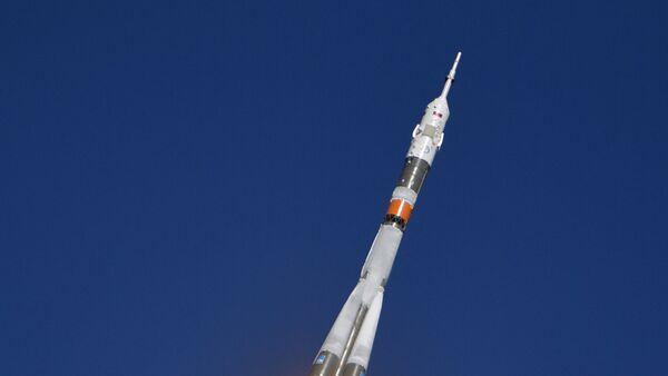 Start Sojuzu MS-10 - Sputnik Česká republika