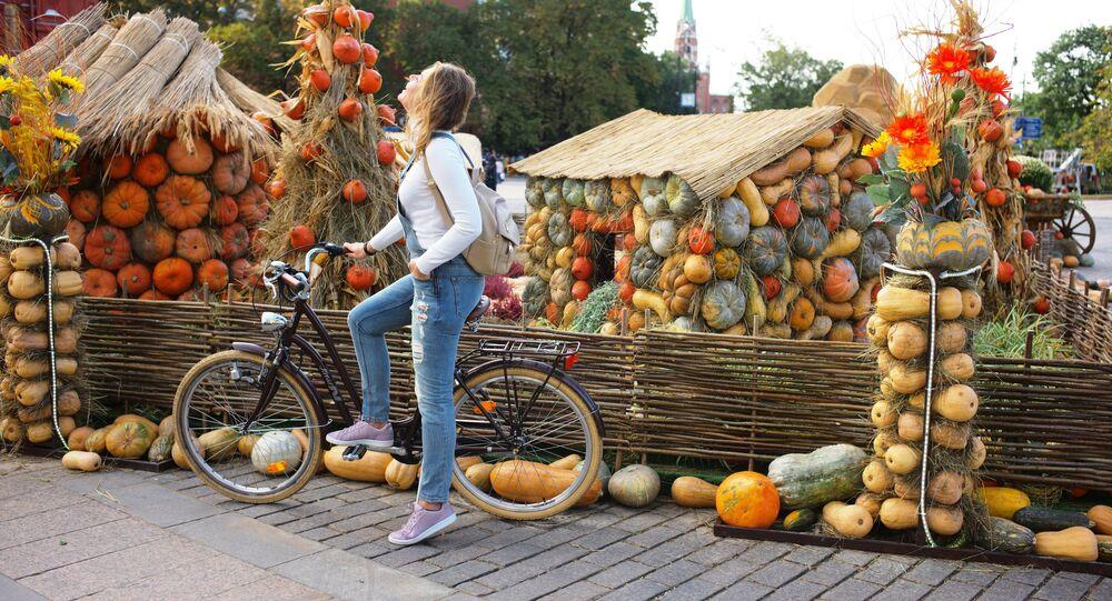 Lahůdkářský festival v Moskvě