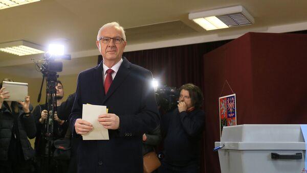 Drahoš se chystá na pomoc do Tibetu - Sputnik Česká republika