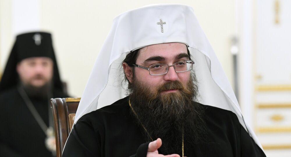 Metropolita Českých zemí a Slovenska arcibiskup Rastislav