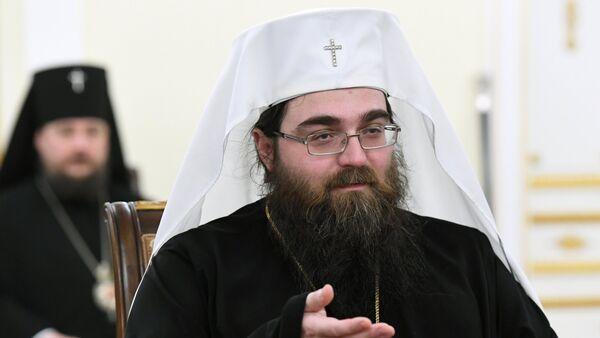 Metropolita Českých zemí a Slovenska arcibiskup Rastislav - Sputnik Česká republika