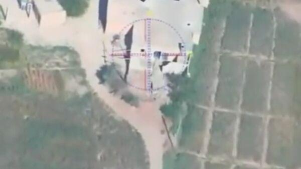 V Sýrii bylo natočeno použití řízených střel - Sputnik Česká republika