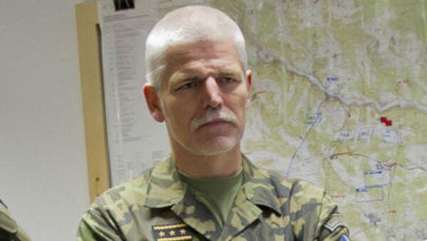 Český generál a donedávna i šéf Vojenského výboru NATO Petr Pavel - Sputnik Česká republika