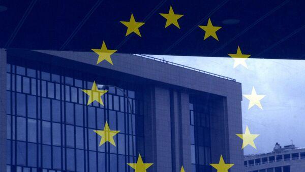 Budova Evropské rady v Bruselu - Sputnik Česká republika