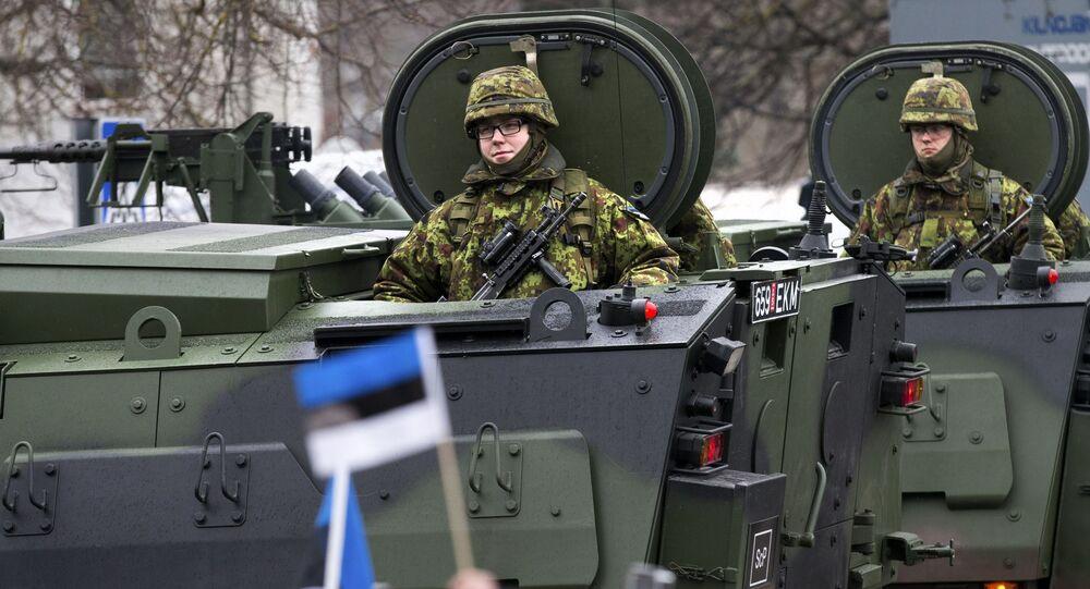 Estonská vojska