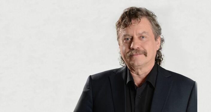 Český sociolog a politik Jan Keller