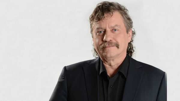 Český sociolog a politik Jan Keller - Sputnik Česká republika