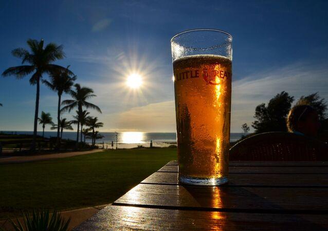 Pivo. Ilustrační foto