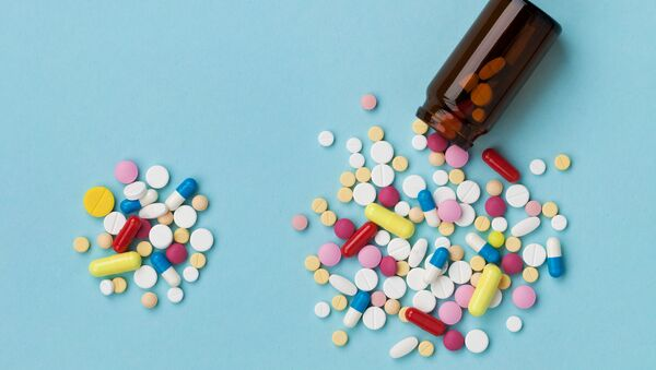 Různé tablety. Ilustrační foto - Sputnik Česká republika