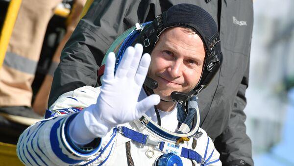 Americký astronaut Nick Hague - Sputnik Česká republika