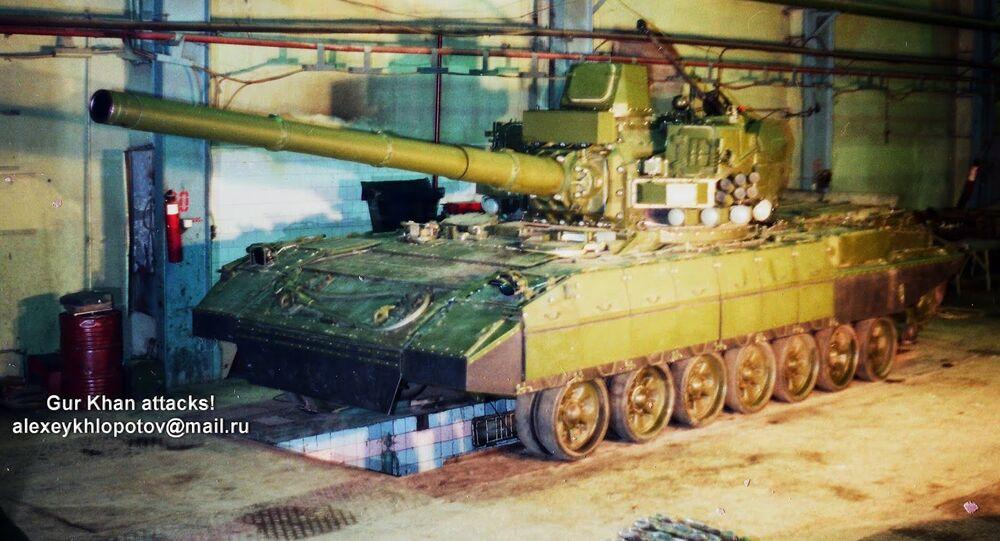 Objekt 195, také známý jako T-95