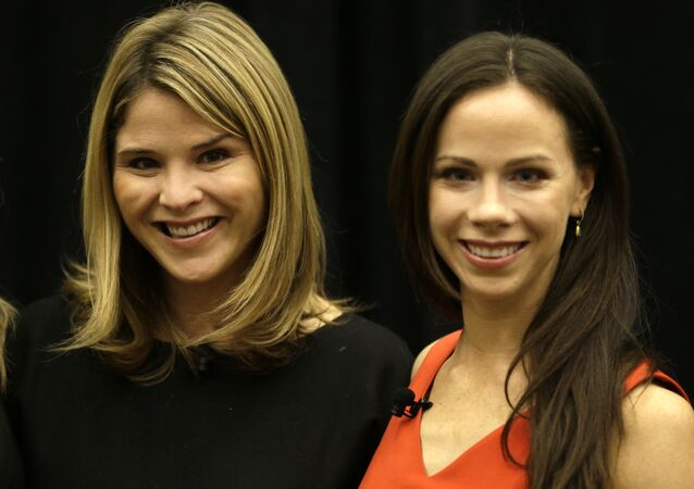Sestry Jenna a Barbora Bush