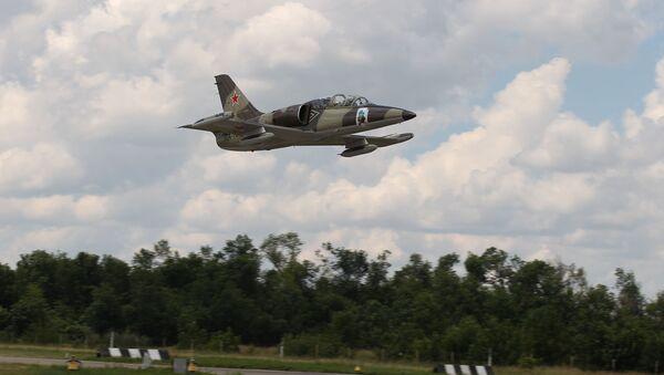 Bojové cvičné letadlo L-39. - Sputnik Česká republika