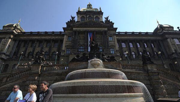 Národní muzeum - Sputnik Česká republika