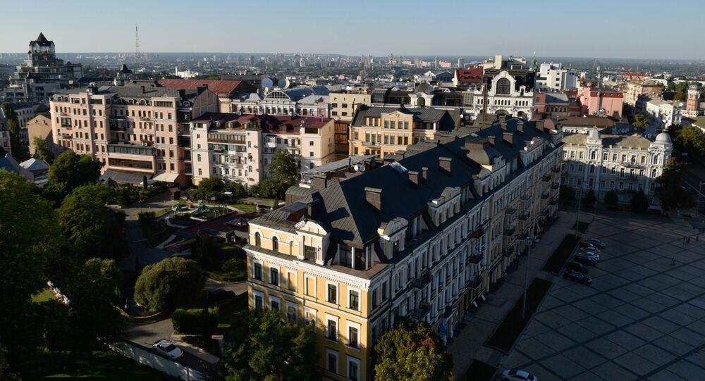 Kyjev, Ukrajina