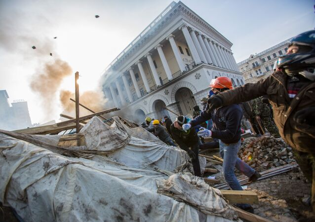 Kyjev, 2014