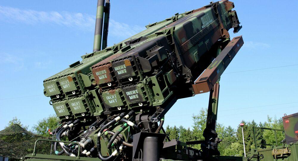 Raketový systém Patriot