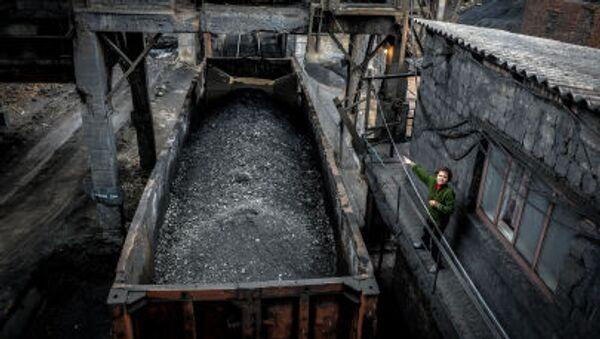 Vagon uhlí - Sputnik Česká republika