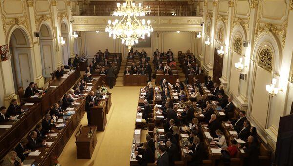 zasedání Poslanecké sněmovny - Sputnik Česká republika
